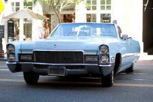 1968 Cadillac De Villa Cabrio