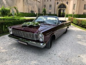 1965 Ford Galaxie 500 Cabrio